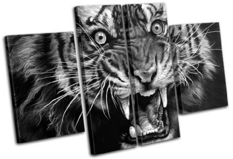 Tiger Wildlife Animals - 13-1144(00B)-MP17-LO
